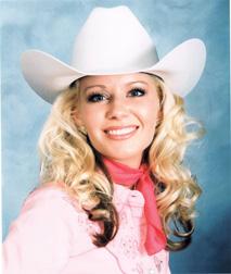 2009 Miss Folsom Pro Rodeo, Brittan Thomas