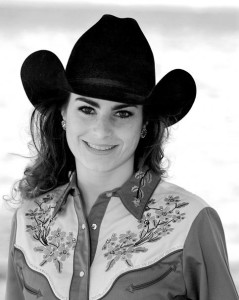 2010 Miss Folsom Pro Rodeo, Hayle Gibson