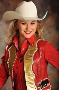 2011 Miss Folsom Pro Rodeo, Jessica Haynie