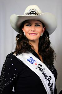 2012 Miss Folsom Pro Rodeo, Mariah Demontigny
