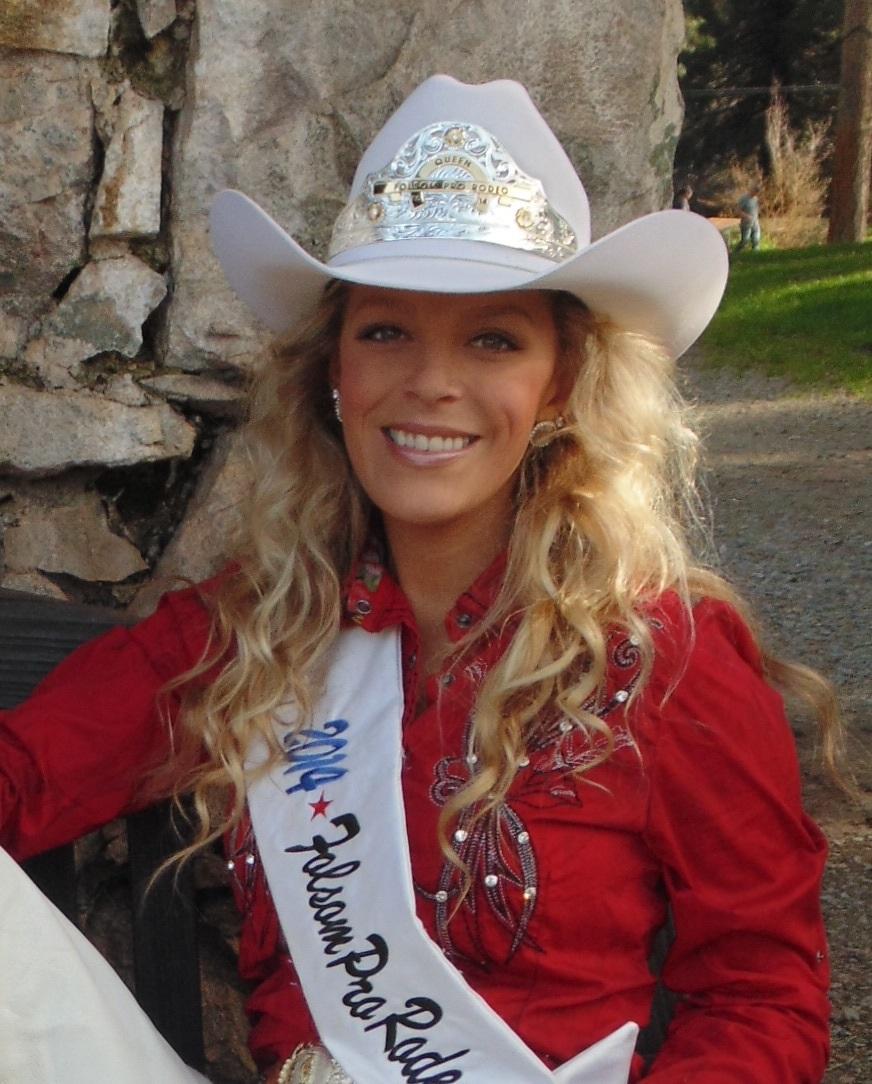 2014 Miss Folsom Pro Rodeo